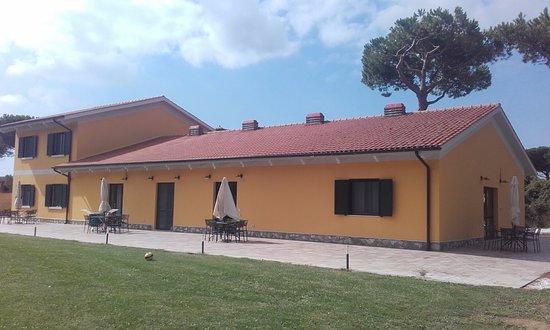 La Fattoria di Tirrenia Country Resort: Nouvelle partie de la fattoria