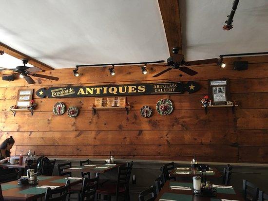 New Bedford, MA: Tia Maria's European Cafe