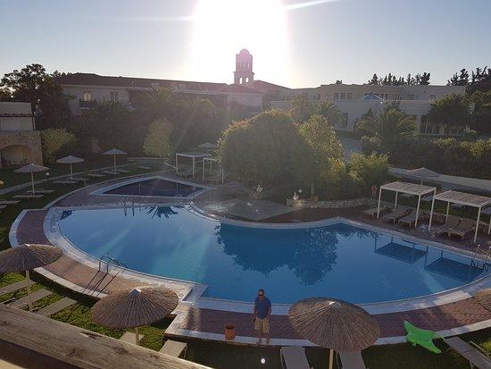 Kreta Hotel Pilot Beach Resort Hotelbewertung