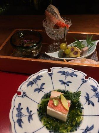 Ashikari: 先付・前菜
