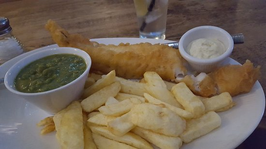 Fish And Chip Restaurant Stafford