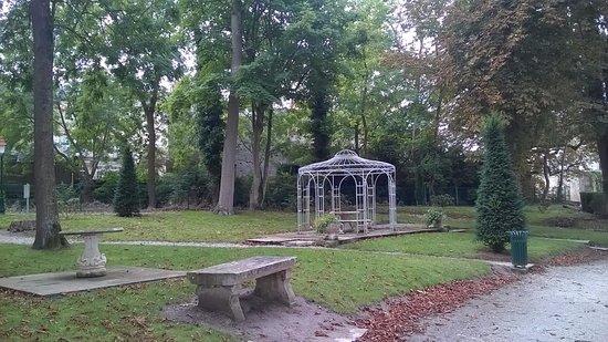 Chateau de Creully: Parc