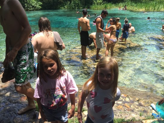 Fort White, FL: Ichetucknee Springs State Park