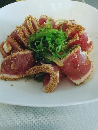 Tataky De Thon Rouge Au Wakame Picture Of Ma Cuisine Vos Envies