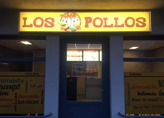 Illzach, Γαλλία: Los Pollos