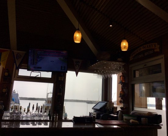 PROUD MARY's, Dana Pt  Harbor, a Popular Waterfront Restaurant Spot