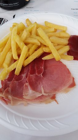 Canton of Fribourg, Sveits: Le repas pour 18 chf