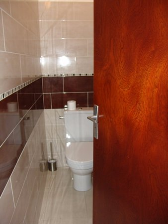 Hotel Corsica: WC