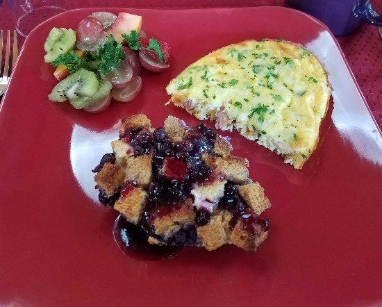 Holland Inn : Great Breakfast!