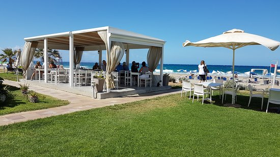 Iperion Beach Hotel: 20170921_140135_large.jpg