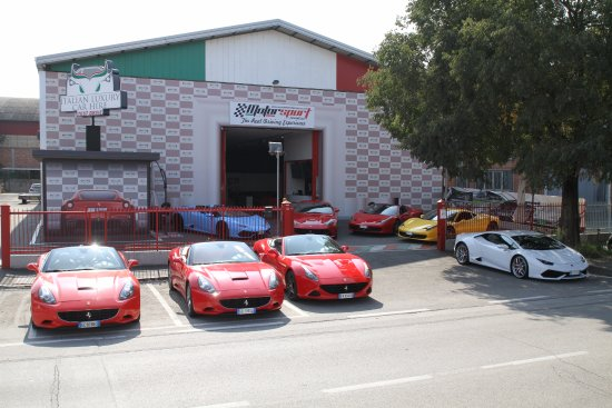 Our news Show room In Maranello