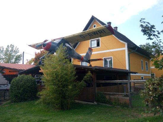 Deutsch Goritz, Austria: was man nicht alles hier findet...