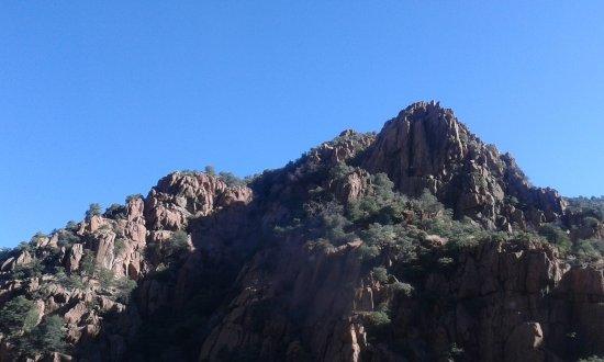 Jerome, Arizona: Visit: 23SEP2017.