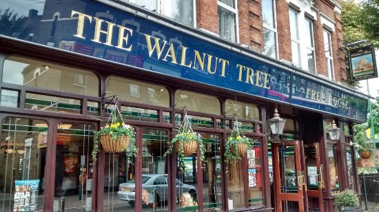 The Walnut Tree Leytonstone - Picture of The Walnut Tree Leytonstone