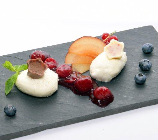 Best Western Plus Hotel Alpenhof: Dessert des Tages