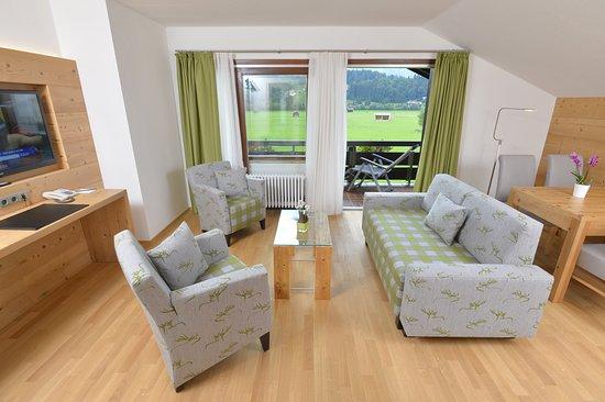 Best Western Plus Hotel Alpenhof: Studio im Auenhof
