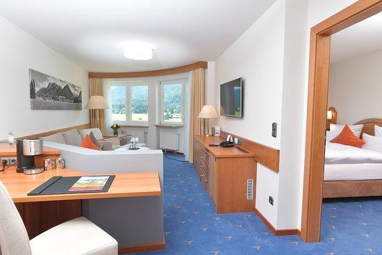 Best Western Plus Hotel Alpenhof: Suite Alpenblick