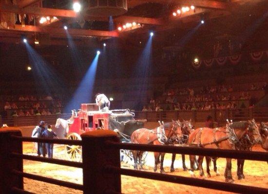 Buffalo Bill S Wild West Show Food