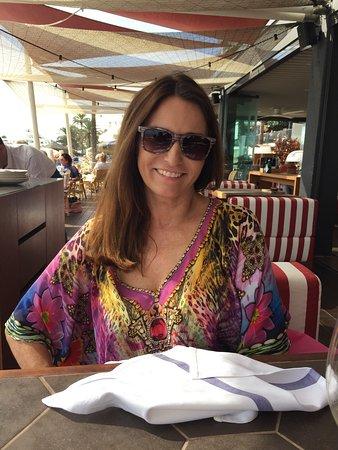 Deilig lunsj på Soleo Marbella. God mat og service👍☀️🥂