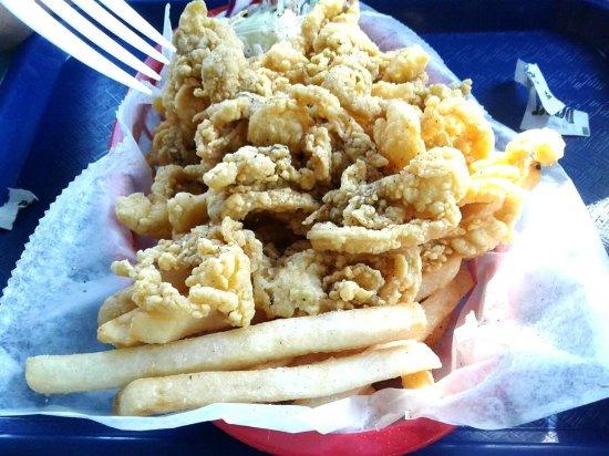 Kittery, Мэн: Best full belly clams!