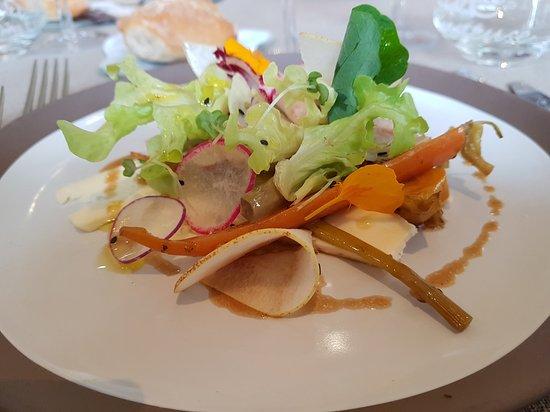 Hôtel Restaurant La Rochette: 20170930_125106_large.jpg