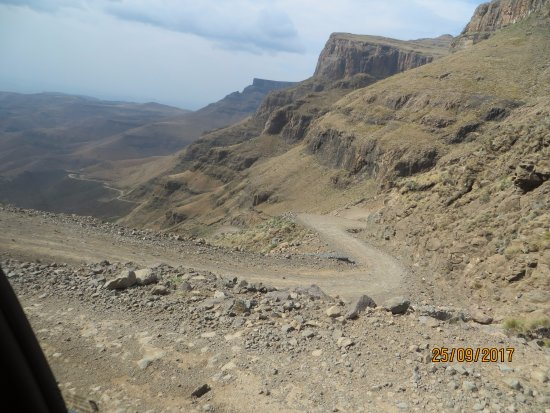 Sani Pass Picture