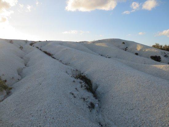 Le Forna, Italia: dune