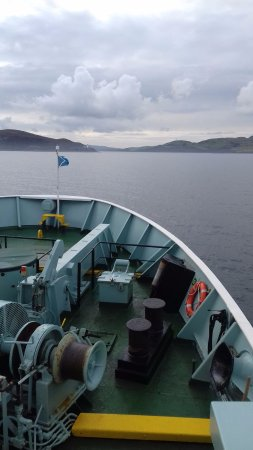 Caledonian MacBrayne - Day Trips to Arran & Argyll: Just looking toward to Campbeltown