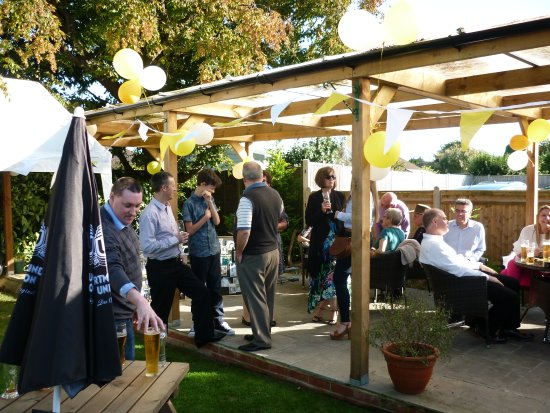 Rustington, UK: THE PERGOLA