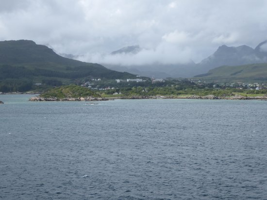 Nordland, Norge: Maybe on a better day ....