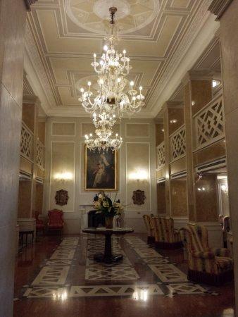 Baglioni Hotel Luna: Lobby