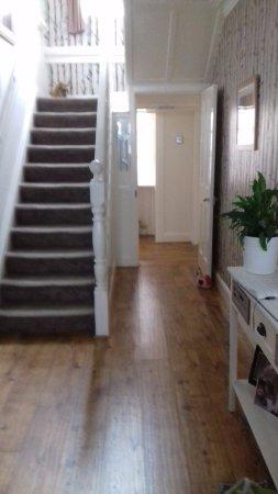 Carradale, UK: Hallway