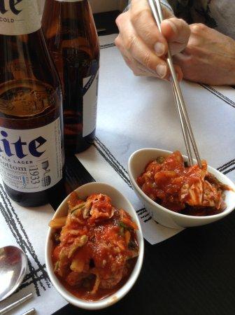Saillagouse, Γαλλία: Kimchi