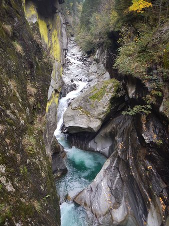 Moso in Passiria (Moos in Passeier), Italien: Gola