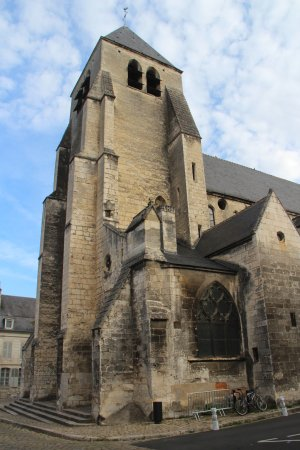 Eglise Saint Pierre de Bourges