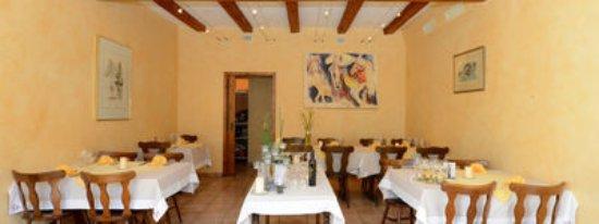 Romont, Zwitserland: Salle à manger