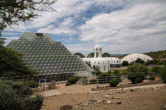 Oracle, AZ: Biosphere II