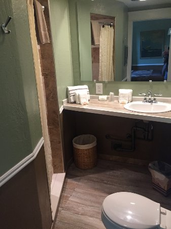 Terry, MT: New bathroom - vanity.