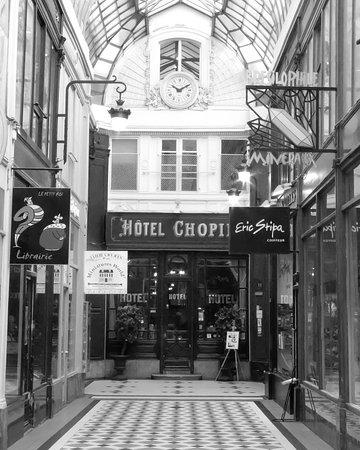 Paris Hotel Chopin Reviews