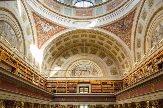 Nice Library Freely Accessible Review Of The National Library Of Finland Helsinki Finland Tripadvisor