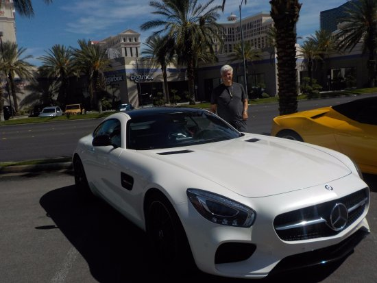 Car 1 To Drive Picture Of Exotic Driving Experiences Las Vegas