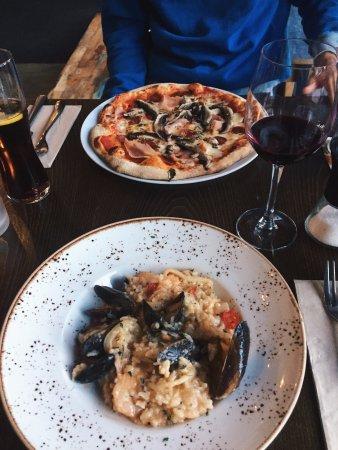 Zizzi - Edinburgh Quay: Birthday dinner