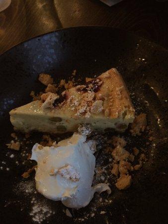 Zizzi - Edinburgh Quay: Cheesecake