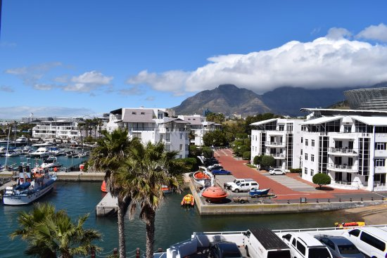 Radisson Blu Hotel Waterfront, Cape Town: Room view - WOW