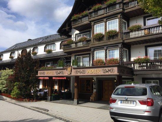 Hotel Adler Haeusern : photo0.jpg