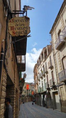 Cervera, Spain: Carrero