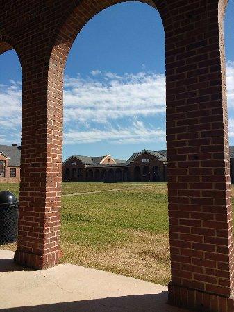 Lorton, VA: across the campus to the southeast
