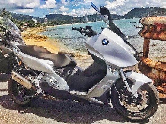 Villa Patong Motorbikes Rental