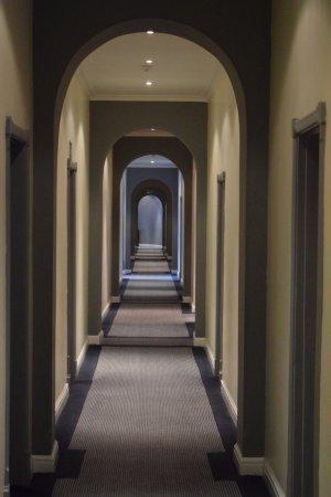 The Marine Hermanus: What a Hallway !!