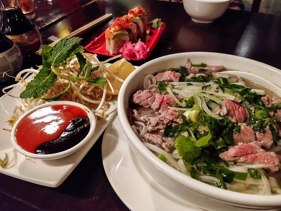 Saigon rivonia restaurant reviews phone number for Asian cuisine and pho